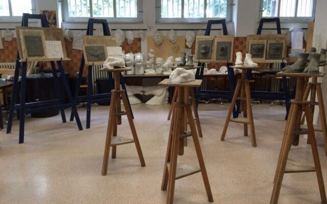 Laboratorio discipline plastiche e scultoree